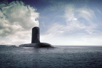 The future submarines program continues to sail into stormy waters.