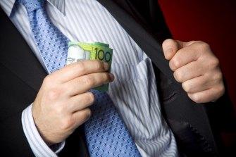 ACSI said 31 per cent of CEOs in the ASX100 received no bonus in 2020.