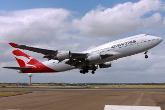 Qantas has begun the evacuation out of Wuhan.