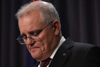 Prime Minister Scott Morrison, in an emotional press conference last week, said he was open to the idea of quotas.