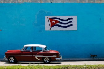 Australia's unfriendly electric vehicle policies could leave the country like Cuba, a living museum for classic cars after trade embargoes kept out the latest technology.