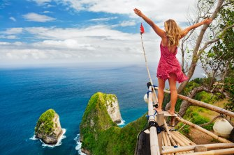Any travel experience requires a certain amount of trust and risk.