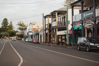 The Byron, Tweed and Kempsey local government areas entered a seven-day lockdown on Tuesday.