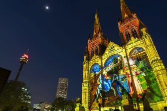 St Mary's Lights of Christmas is celebrating 10 years.