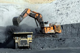 The coal industry weighing a self insurance scheme as miners struggle to access insurance and finance.