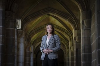 Former diplomat and Liberal candidate Georgina Downer is the executive director of the Robert Menzies Institute.