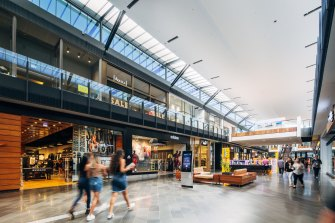 GPT's Highpoint shopping centre in Melbourne has reconfigured some of its tenant spaces.