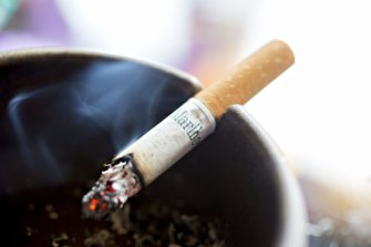 Tobacco isn't as bad as you think it is, is Big Tobacco's new pitch.