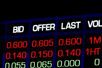 The ASX finished slightly lower on Thursday.