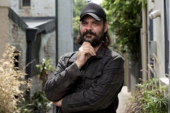 Filmmaker Warwick Thornton whose work includes Samson and Delilah, Sweet Country, Mystery Road and The Beach.