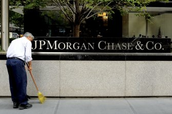 """One sustainability rating agency has downgraded JP Morgan over the breakaway plan. Standard Ethics changed its rating for the bank from """"adequate"""" to """"non-compliant"""" and said it had behaved """"contrary to sustainability best practices""""."""