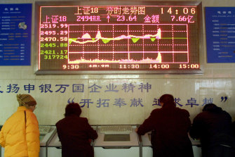 Investors are growing increasingly spooked over the control Beijing is wielding over its companies.