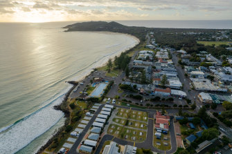 The Byron Shire local government area is subject to stay-at-home orders until at least August 17.
