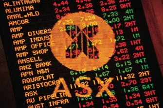 The ASX added 0.8 per cent on Tuesday.