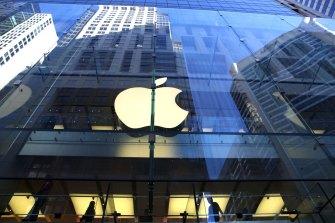 Apple has a cash pile of around $US200 billion.