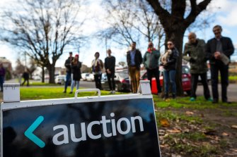 Stamp duty can add about 4.1 per cent to the price of a Sydney property and as much as 5.4 per cent to a Melbourne property.
