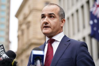 Education ministers, including James Merlino, unanimously agreed on the cancellation.