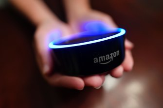Amazon has been looking into an Alexa tracking device for kids.