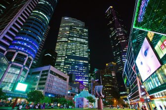 Singapore has been rocked by a number of financial scandals in recent years.
