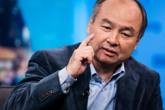 The pandemic was not the first crisis SoftBank CEO Masayoshi Son has dealt with.