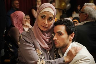 Adam Bakri stars as Tariq in Australian film Slam.