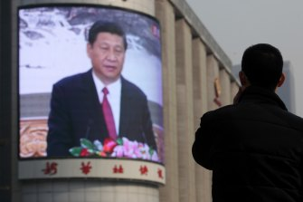 In 2012 Xi Jinping replaced Hu Jintao as head of the Chinese Communist Party.