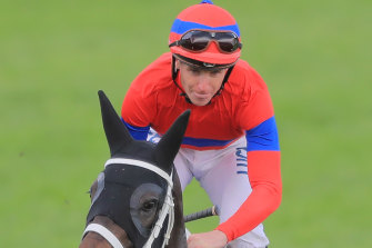 Melbourne Cup hope? Verry Elleegant is set to target a Cups path this spring.