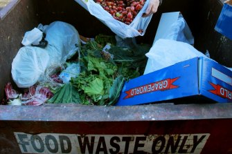 Food waste costs the Australian economy about $20 billion a year