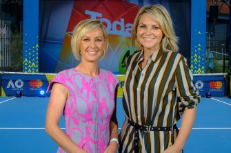 Deborah Knight and Georgie Gardner did not make it to their first anniversary on the Today show.