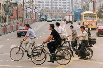 Even late last century the sense of China's potential was palpable and exciting.