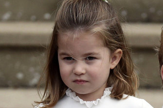 Princess Charlotte is in possession of NSW's top baby name for another year.