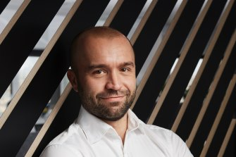 AdrianPrzelozny, CEO and founder of Independent Reserve, a cryptocurrency exchange.