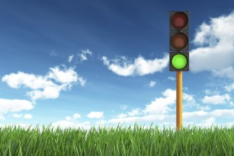 For more than a century, great minds have searched for a solution to the torment of red traffic lights.