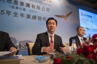 """The company's billionaire founder, Hui Ka Yan, pledged to complete projects this month, issuing what he called a """"military order"""" to ensure property construction and delivery."""