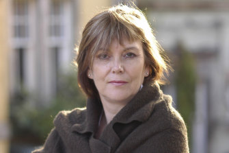 Kate Atkinson is interested in the relationship of law to justice and the moral dilemmas that follow.