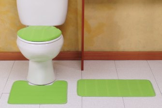 The toilet, the key feature in the room in every house dedicated to the ''private business''.