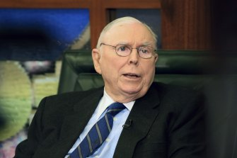 Charlie Munger is a major coup for the Sohn Hearts & Minds team.