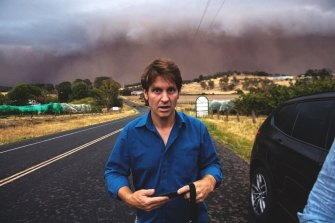 Craig Reucassel, Big Weather (and how to survive it).