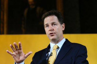 Facebook executive Nick Clegg said Facebook and Instagram will introduce new features to limit social media addiction and misinformation after a Senate committee heard whistleblower Frances Haugen's testimony that Facebook allowed a proliferation of hate speech and unchecked information.
