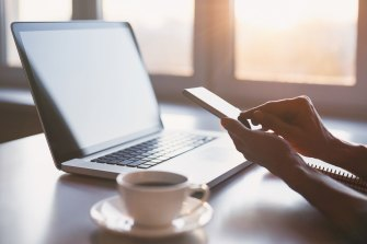 A financial spring clean can be as easy as sitting at a computer with a coffee.