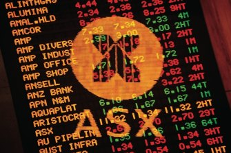The S&P/ASX Emerging companies index outperformed the ASX200.