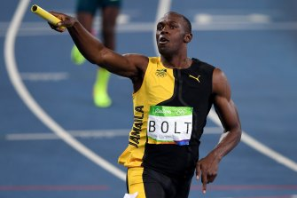 Eight-time Olympic gold medallist Usain Bolt's world records may be in danger.
