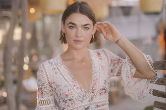 """Bambi Northwood-Blyth: """"On a perfect Sunday I'll wake up early and jump in the sea, get ready for the week ahead and then maybe a lunch with friends or family."""""""