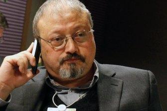 Journalist Jamal Khashoggi, pictured in 2011.