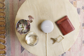 The new Nest Mini has better sound, improved microphones and can be wall mounted.