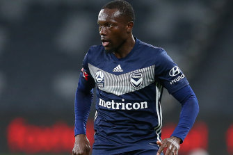 Adama Traore is a valuable member of Melbourne Victory on and off the field, says head coach Grant Brebner.