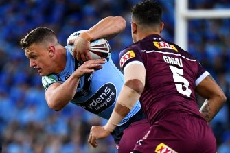 The rights for State of Origin could be on the move for the first time in three decades as the NRL's TV imbroglio continues.