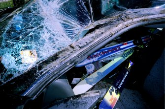 Young drivers continue their risky behaviours on the road once they reach adulthood.