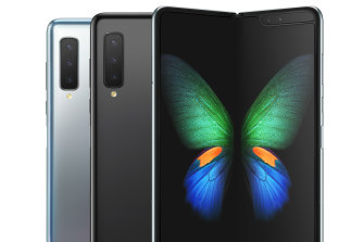 You get the same high-end internals and cameras on the Galaxy Fold as you'll find on the most expensive Note10+.