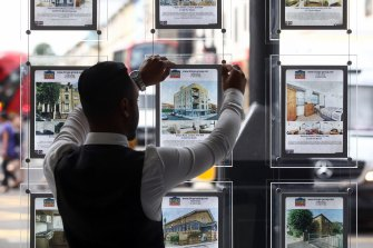 The global property boom could inflict major damage on the world economy.